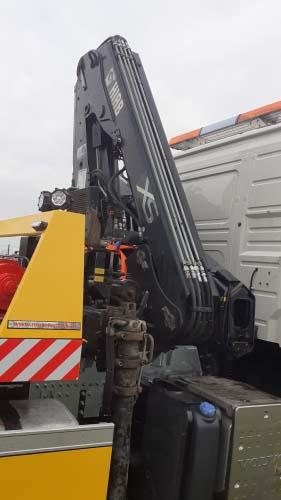 Holowanie pojazdów ciężarowych, pomoc drogowa tom-car 24h Tomasz Karolczyk